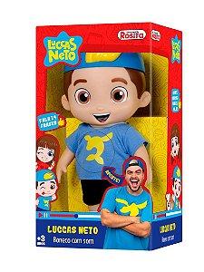 Boneco Luccas Neto - Baby Brink