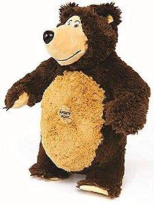 Pelúcia Urso - Marsha e o Urso