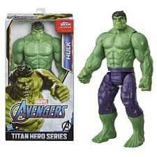 Hulk Deluxe Hasbro E7475