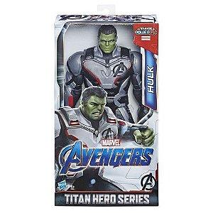 Hulk Deluxe Hero Avengers - Hasbro