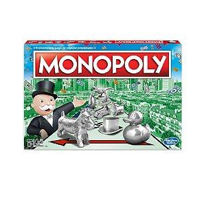 Jogo Monopoly Hasbro C1009