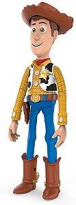 Boneco Woody Com Som Toy Story - Toyng