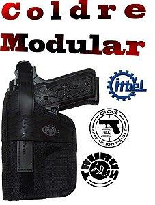 Coldre Modular Universal Cia Militar Original Para Coletes.