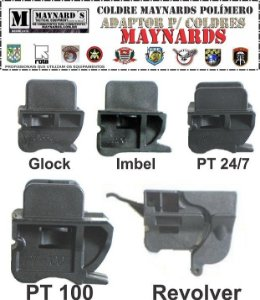 Adaptador Para Coldres Maynards