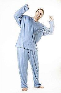 Pijama de manga comprida