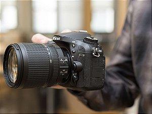 Câmera Nikon D7200 Lente 18-140