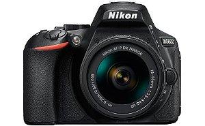 Câmera Nikon D5600 Lente 18-55mm
