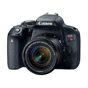 Canon Eos Rebel T7i Dslr 18-55mm Is Stm