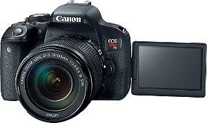 Canon Eos Rebel T7i Dslr 18-135 m