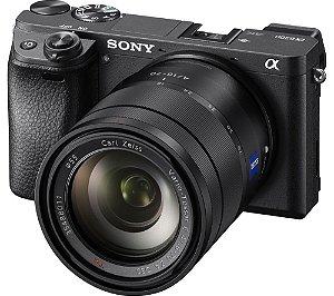 Sony Kit A6300 16-50 Aceita Microfone/flash Externo