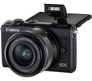 Câmera Canon Eos M100 Kit 15-45mm