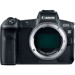 Canon Eos R Mirrorless Digital  (corpo)