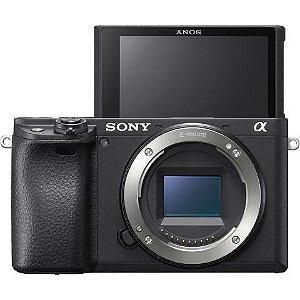 Camera Sony Alpha A6400 CORPO 4k