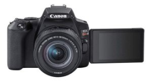 Canon  SL3 DSLR C/ Lente 18-55mm