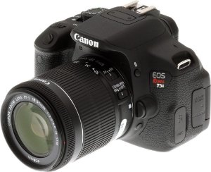 Canon Eos Rebel T5i 18-55 +32Gb