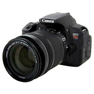 Câmera Digital Canon T5i KIT 18-135 STM