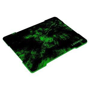 Mouse Pad Gamer Multilaser Warrior AC287 Verde