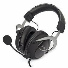HeadSet Gamer 7.1 Kingston HyperX Cloud II Preto KHX-HSCP-GM