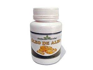 Óleo de Alho - 60 cápsulas de 500mg