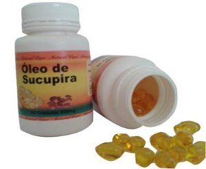 1 Frasco Sucupira Softgel 60 cápsulas