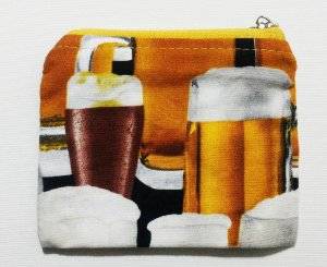 Porta moedas beer