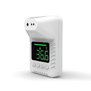 2- Termômetros Infravermelho De Parede Automático K3 Mini