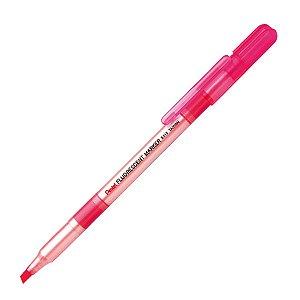 Caneta Marca Texto Pentel Fluorescente Rosa
