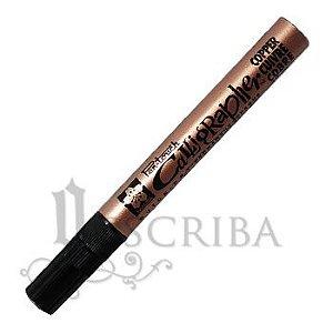 Marcador Pen-Touch Caligráfico Sakura - Cobre Ponta 5mm
