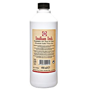 Tinta Nanquim 490ml