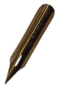 Pena Hunt 22B - Flexível - Copperplate e Spencerian