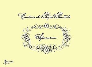 Caderno Pautado Para Caligrafia Spencerian - 15 Folhas - A4