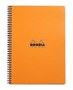 Caderno Quadriculado Rhodia A4 80 Folhas