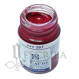 Tinta Guache Para Caligrafia - Talens Magenta 397 - 16ml