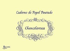 Caderno Pautado Para Caligrafia Chancelaresca (Itálica) - 15 Folhas - A04