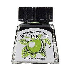 Tinta Para Desenho Winsor & Newton 14ml Apple Green