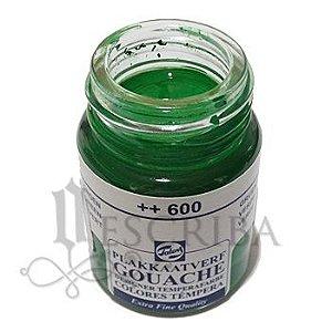 Tinta Guache Para Caligrafia - Talens Verde 600 - 16ml