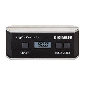 Medidor de Inclinação Digital