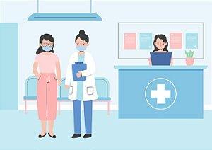 Atendimento e Recepção na Área da Saúde - ACIUB