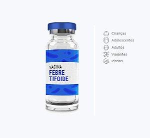 Vacina Febre Tifoide, Por Dose
