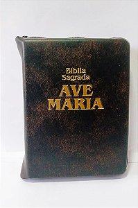 BÍBLIA SAGRADA - AVE MARIA - Pequena