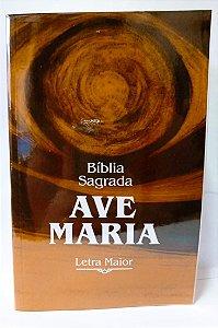 BÍBLIA SAGRADA AVE MARIA LETRA MAIOR
