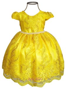 Vestido Bela E A Fera Realeza Luxo