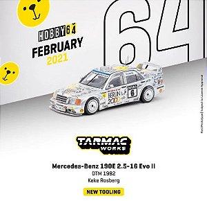 Mercedes Benz 190E Evo II - 1:64 - TARMAC WORKS