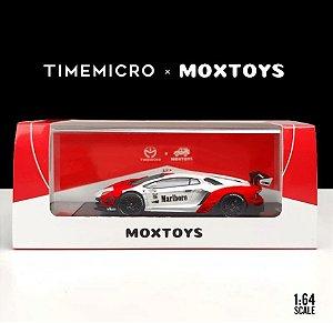 Lamborghini Aventador Marlboro - 1:64 - Timemicro