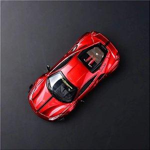 Ferrari Liberty Walk Vermelha - 1:64 - CM Model