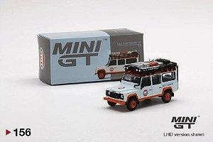 Land Rover Defender 110 GULF - 1:64 - Mini GT