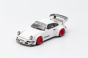 Porsche 930 RWB Hoonigan - 1:64 - PC Club