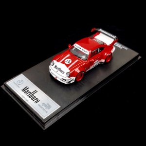 Porsche RWB 930 Marlboro - 1:64 - TIMEMICRO