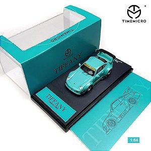Porsche RWB 993 - Tiffany  - 1:64 - TIMEMICRO