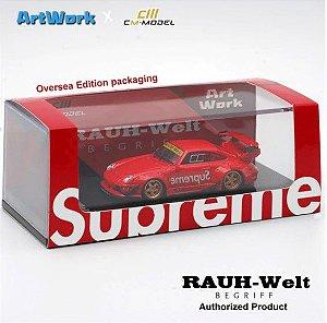 Porsche RWB 930 Supreme - 1:64 - CM Model